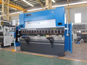 WC67Y 40t/2000 electric sheet metal bender large press brake machine