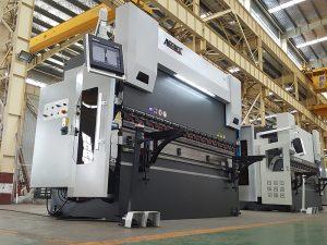 metal sheet bending 100t/3200 metal master press brake