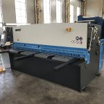 hydraulic sheet metal cnc guillotine shearing machine From accurl