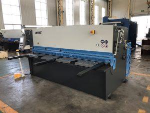 hydraulic sheet metal cnc guillotine shearing machine From accurl