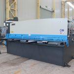 hydraulic sheet metal guillotine cutting machine cnc shearing for metal plate, metal shearing machine