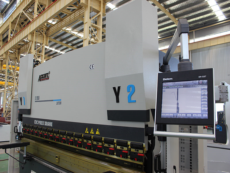 new cnc press brake machine