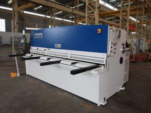 high cutting accuracy QC12Y 4×2500 sheet metal shearing machine steel plate hydraulic shearing machine