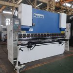hydraulic press brake for kitchen equipment sheet bending 200ton 3000mm