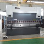 hydraulic press brake Wc67K 160t 3200 bending machine for sale
