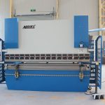 WC67K-400T/5000 3+1 axis full cnc press brake with Delem DA41 system bending machine for mild steel