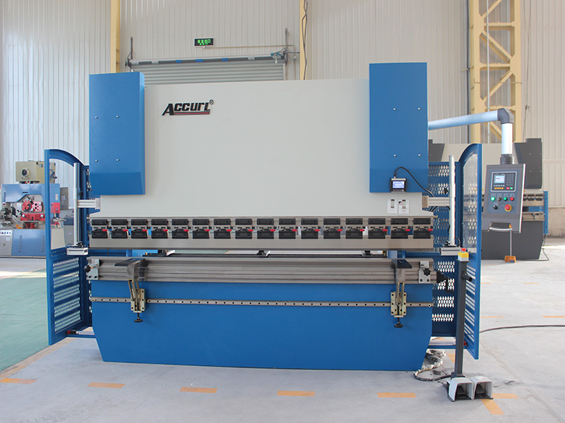 press brake machine with da41 system
