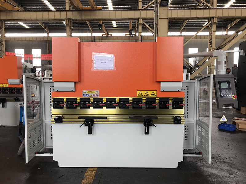 press brake with imported accessories