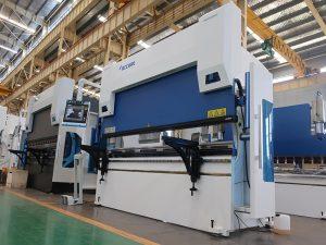 heavy duty DELEM metal plate cnc hydraulic press brake price