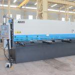 CE hydraulic guillotine, cnc hydraulic Sheet metal shearing machine from factory hot sale