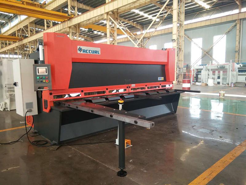 qc12k shearing machine