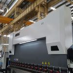 servo electric 55 ton cnc press brake equipment with 5 year warranty