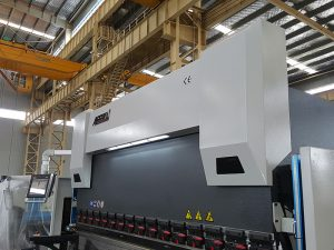 servo electric 55 ton cnc press brake equipment with 5 year warranty