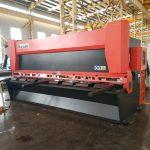 precision hydraulic guillotine shearing machine