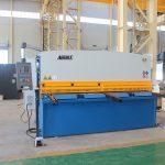 new design hydraulic shear guillotine machine ,guillotine shearing machine