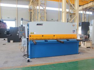 new design hydraulic shear guillotine machine ,guillotine shearing machine
