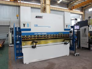 standard industrial press brake