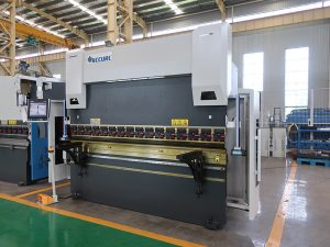 tandem hydraulic press brake