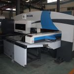 trumpf style cnc turret punch press automatic hole punching machine price