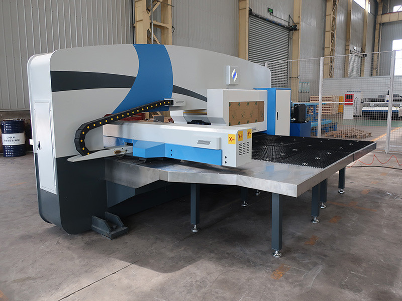 used cnc turret punch press