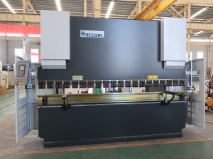 safety used NC press brake service steel bending machine 80T 2500mm WC67K