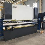 WC67Y hydraulic press brake bending machine in stock for sale