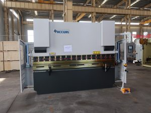 ESTUN E21 Widely Exported WC67K 160T/3200 steel plate bending machine press brake price 3 meters bending machine