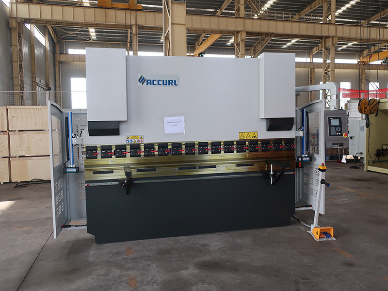 widely exported press brake